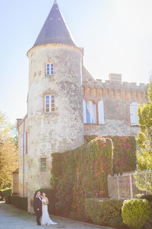 mariage au château du croisillat 01