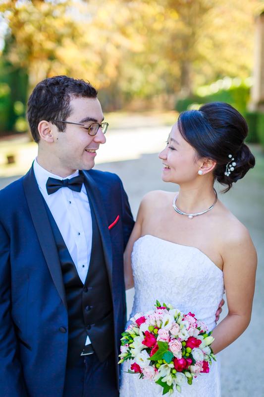 mariage au château du croisillat 22