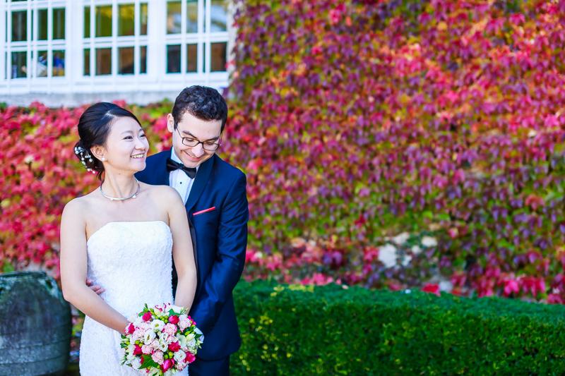 mariage au château du croisillat 24
