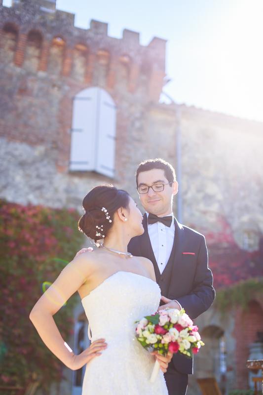 mariage au château du croisillat 23