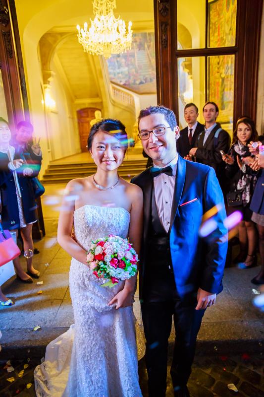 mariage au château du croisillat 31