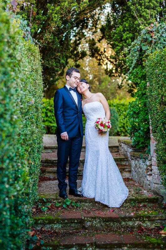 mariage au château du croisillat 33