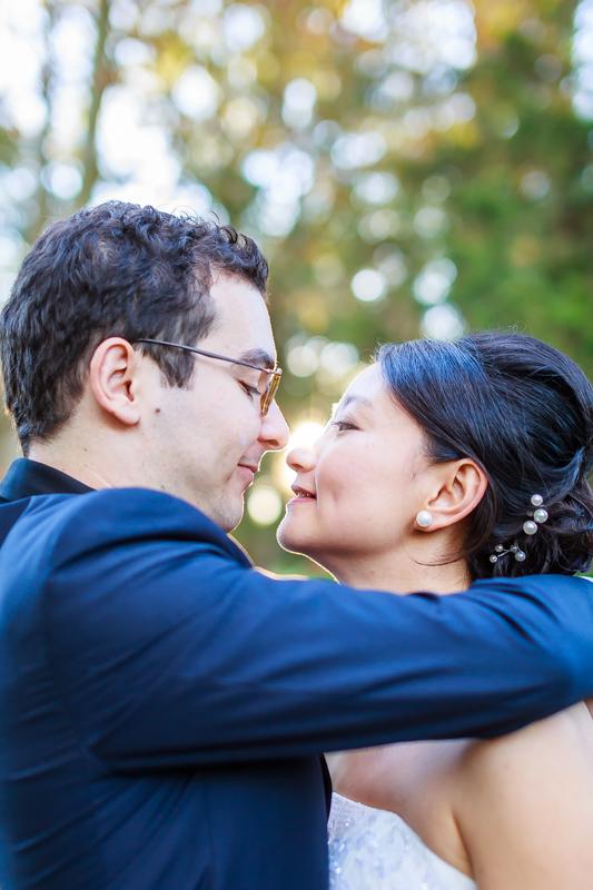 mariage au château du croisillat 34