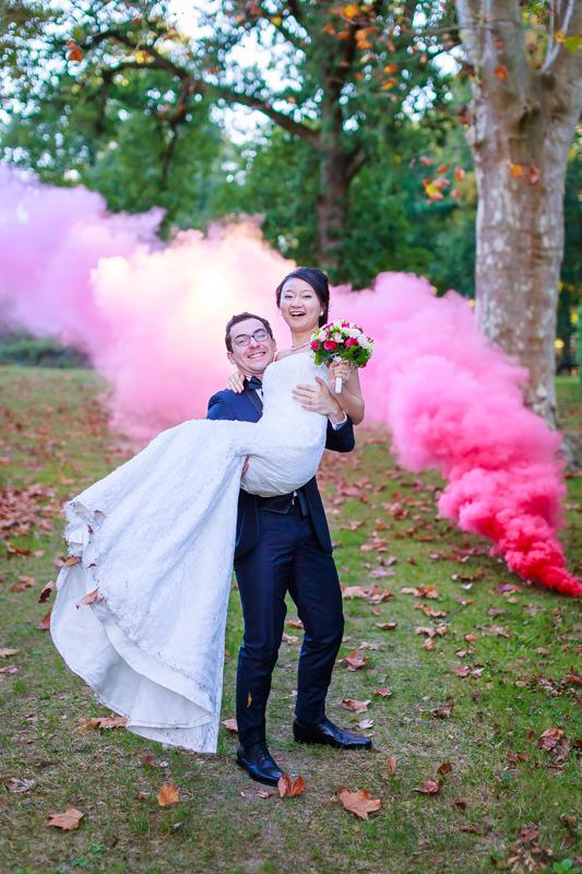 mariage au château du croisillat 37